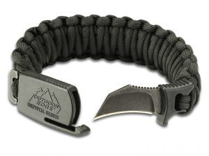 Outdoor Edge Para-Claw black