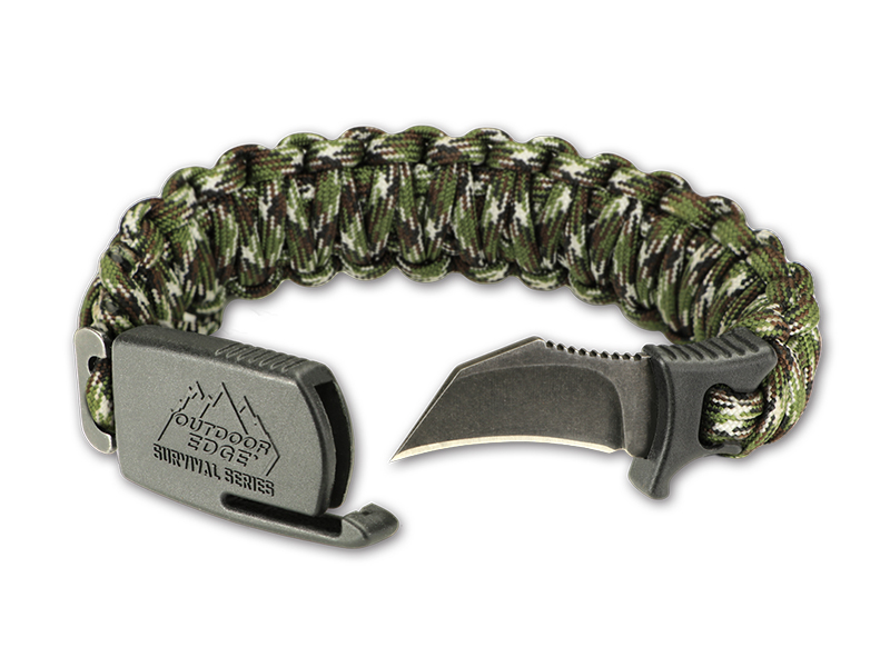 Outdoor Edge Para-Claw open