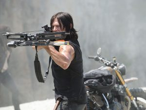 Carbon Express X-Force 350 Crossbow walking dead