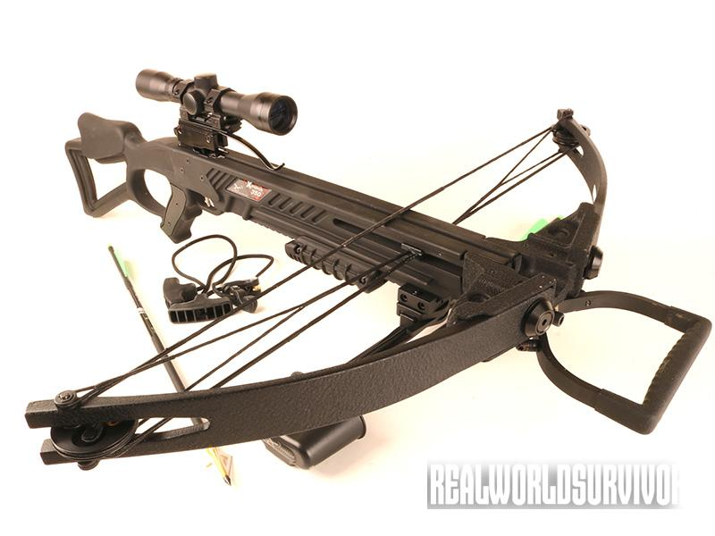 Carbon Express X-Force 350 Crossbow angle