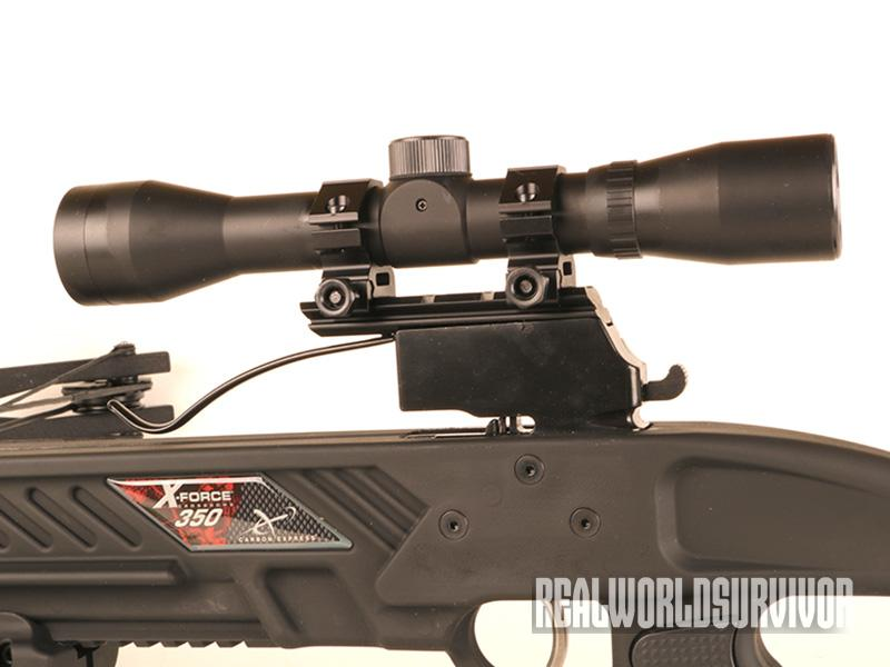 Carbon Express X-Force 350 Crossbow scope