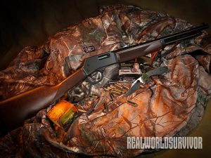 Henry Big Boy Steel Carbine lead