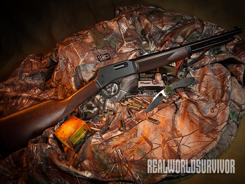 Gun Review: Running the Henry Big Boy Steel Carbine