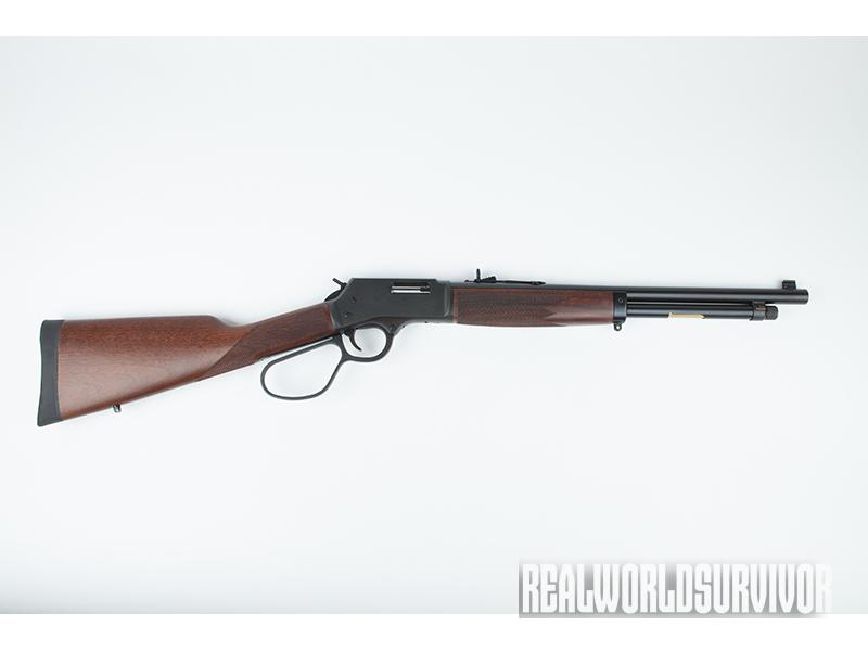 Henry Big Boy Steel Carbine right profile