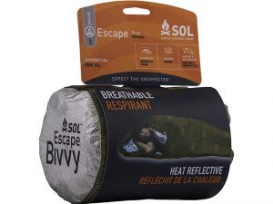 Survive Outdoors Longer Escape Bivvy sleeping bag