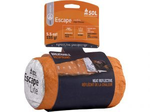Survive Outdoors Longer SOL Escape Lite Bivvy sleeping bag