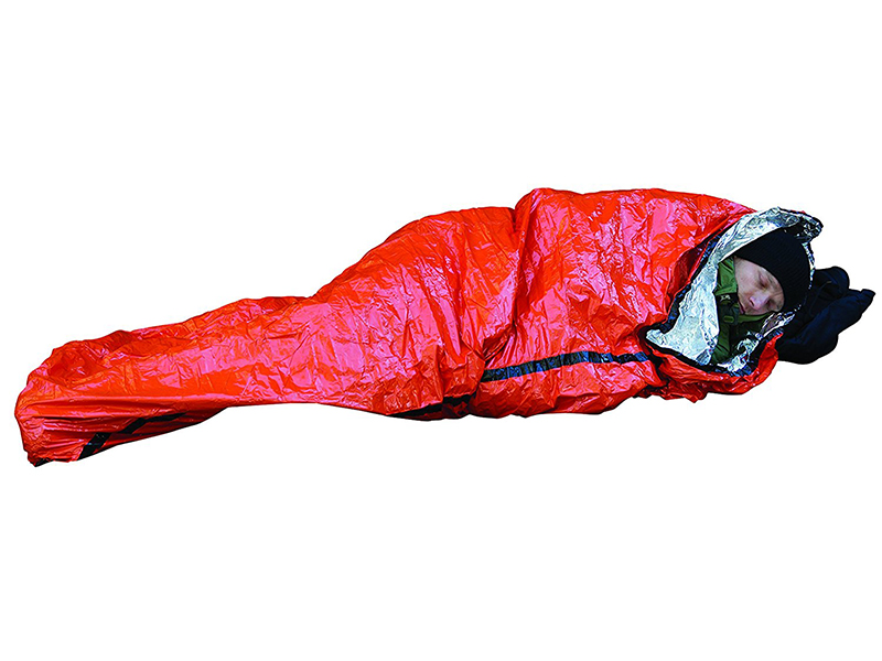 Survive Outdoors Longer Heatsheets Emergency Bivvy sleeping bag
