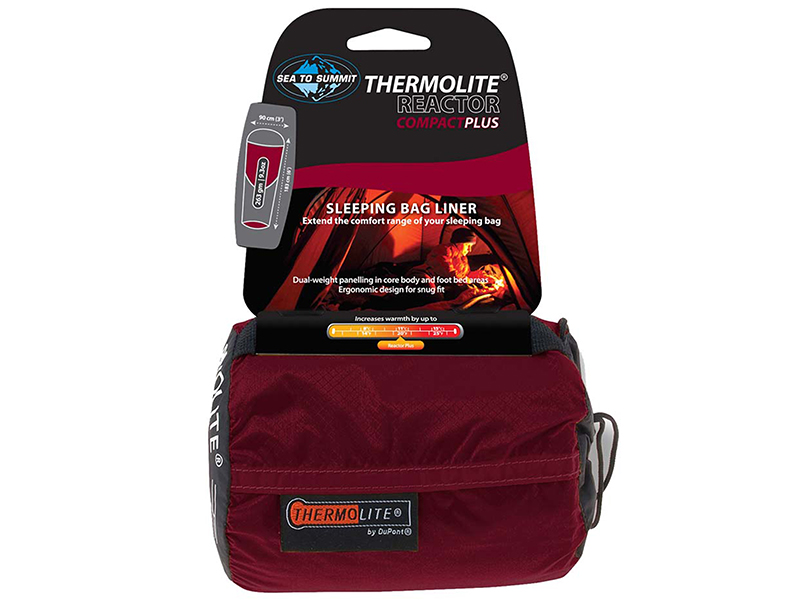 Sea to Summit Thermolite Reactor Compact Plus Liner sleeping bag