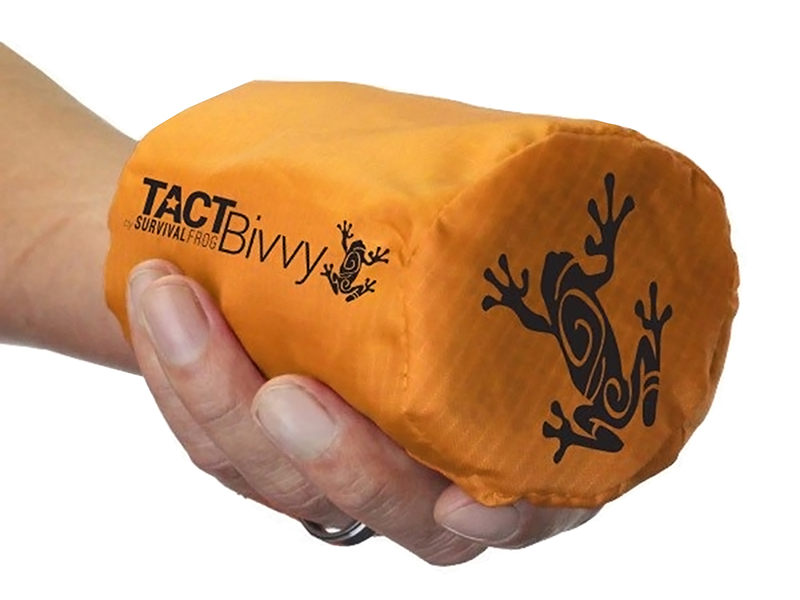 Survival Frog TACT Bivvy Emergency Sleeping Bag sleeping bag