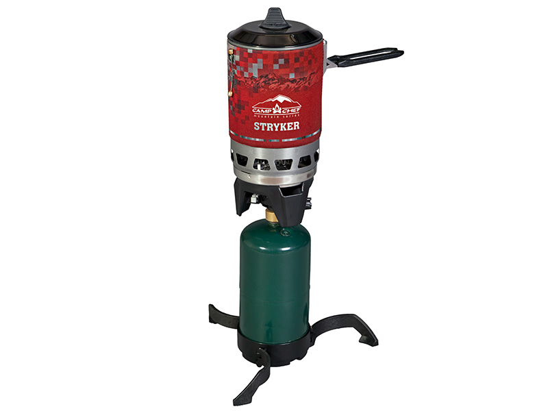 Camp Chef Stryker 150 camp stove