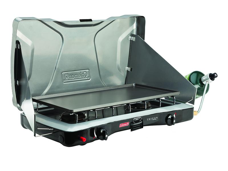 Coleman Triton Propane Stove camp stove