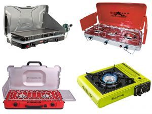 prepper camp stove