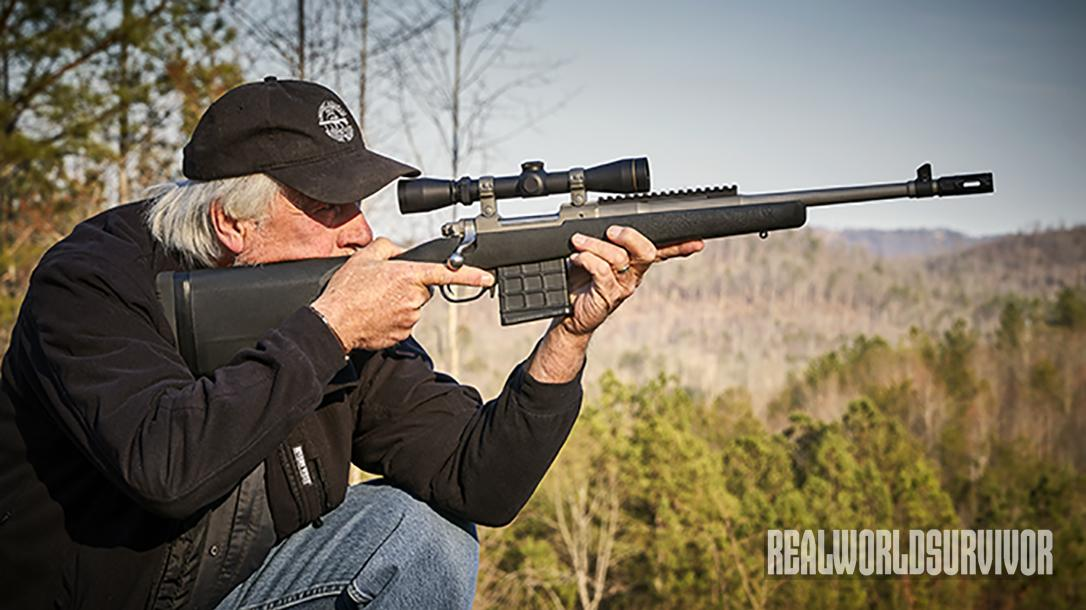 ruger gunsite scout rifle 308 win