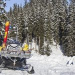 avalanche snowmobiles