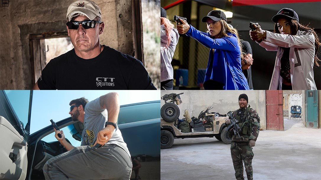 Lethal Non-Lethal Protection Setups experts
