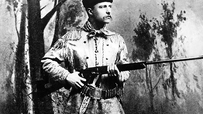 Rough Rider: The Guns, Life and Legacy of Theodore Roosevelt