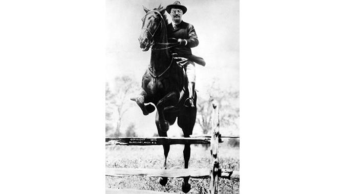 theodore roosevelt horse