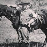 theodore roosevelt horse pose