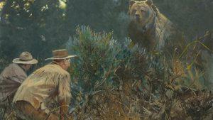 theodore roosevelt bear