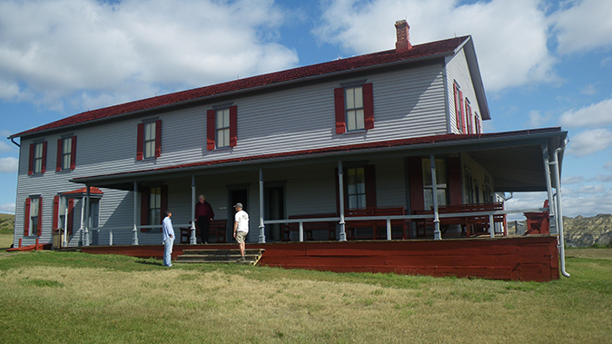 theodore roosevelt chateau de mores
