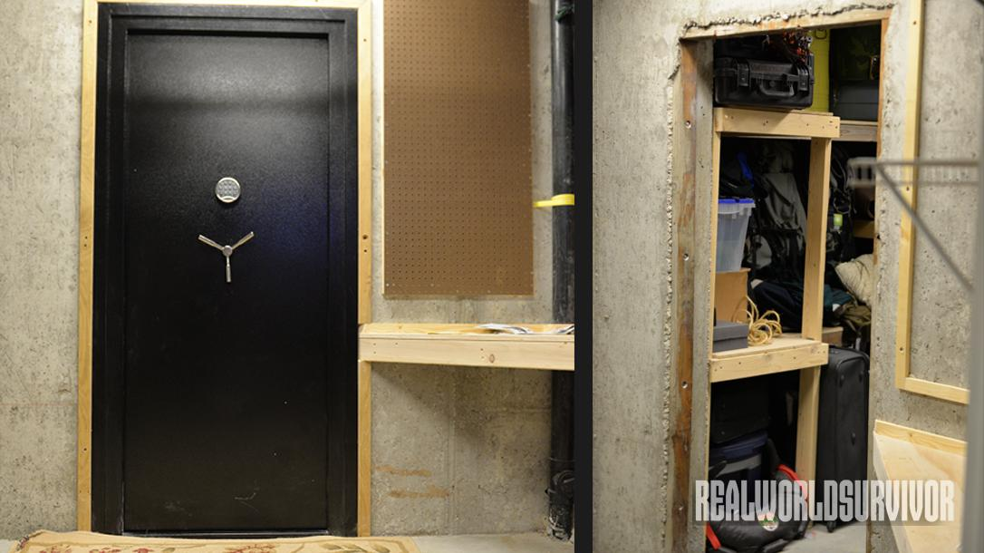 installing vault door hornady snap safe lead