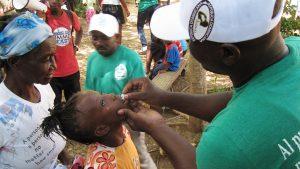 Epidemics WHO cholera