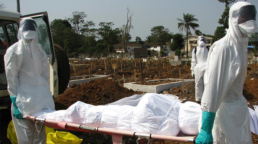epidemics, Ebola