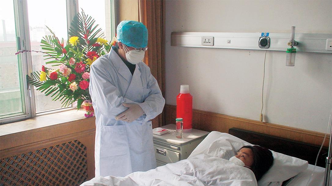 Epidemics SARS