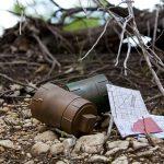 cache, trail, supplies