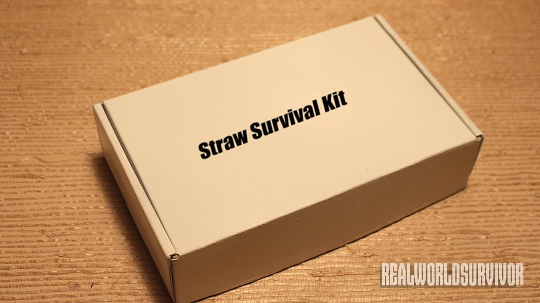 Step 10, labels, straw, box, contents