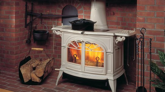 Wood Burning Stove Vermont Castings' Wood Burning Stove