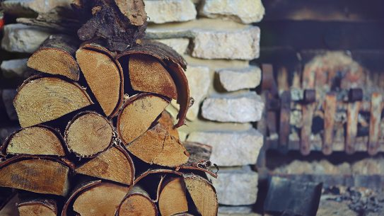 firewood, stove, wood