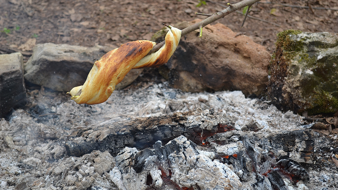 Mountain Man Food Bacon had a long storage life and taste good