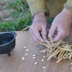 Mountain Man Food dried beans were used when available