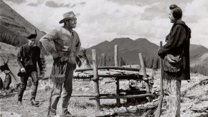 Mountain Man Movies and Rifles Ricardo Montalbán Hawken