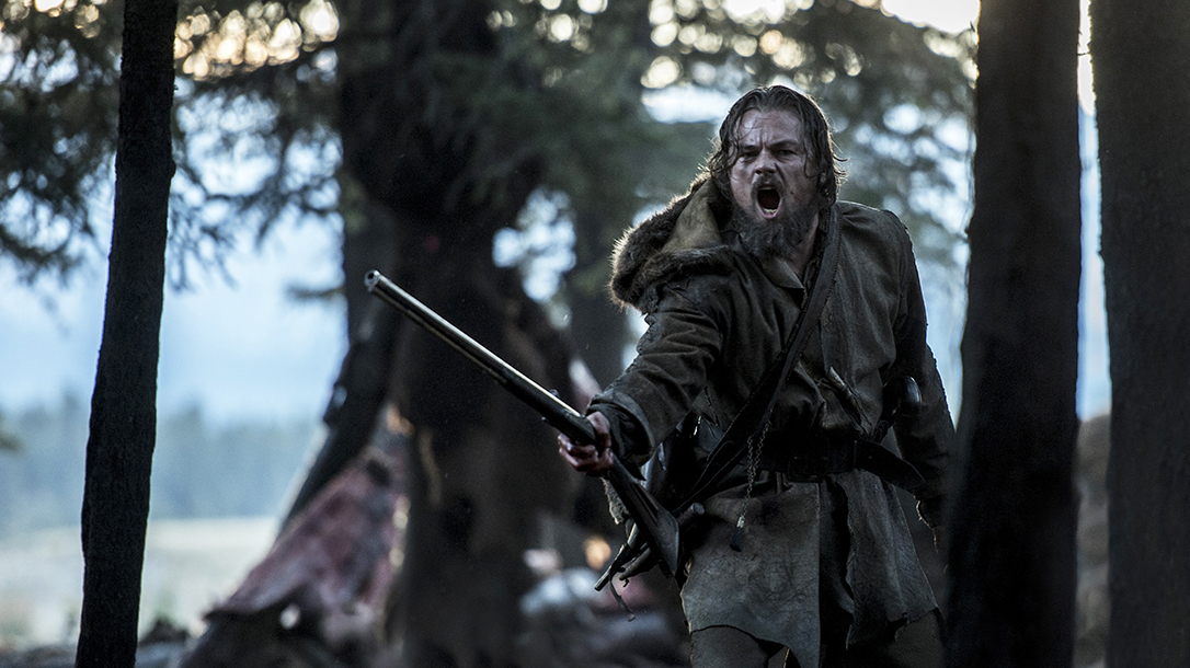Mountain Man Movies and Rifles Bucks County rifle DiCaprio
