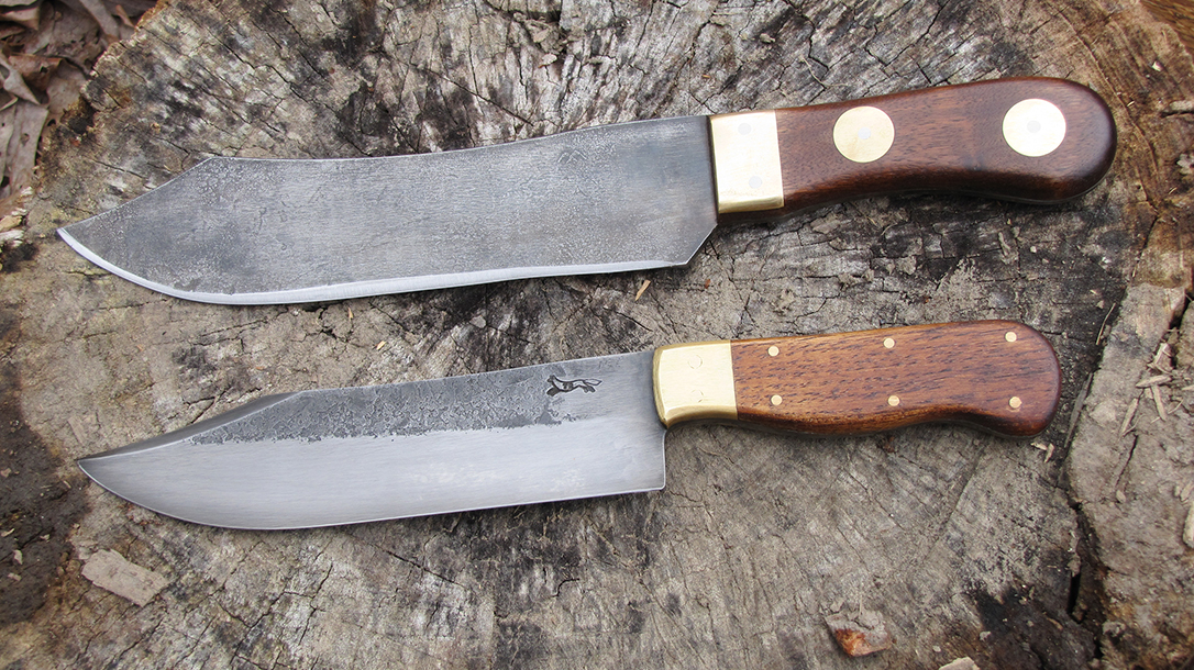 Hudson Bay Camp Knife examples from Dean Hazuka and Tim Ridge