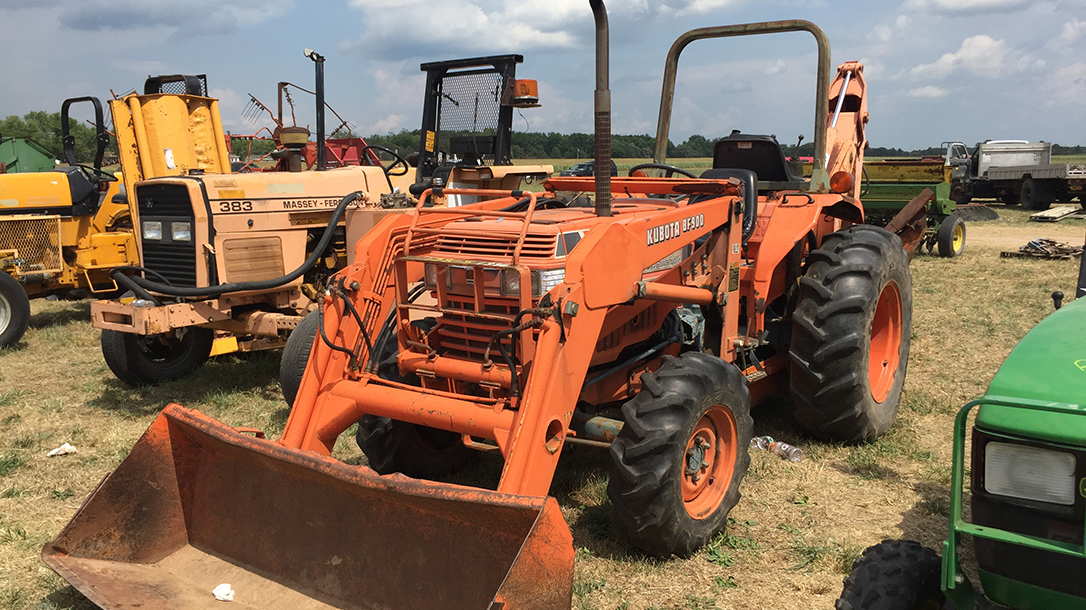 Going Once, Going Twice, Tractor! How to Buy a Used Tractor
