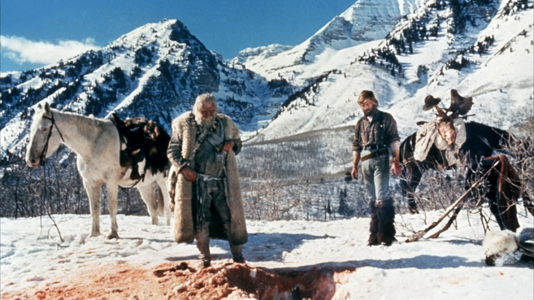 Mountain Man Movies and Rifles Jeremiah Johnson