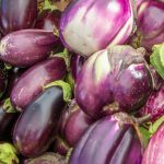 Superior Summer Veggies eggplants
