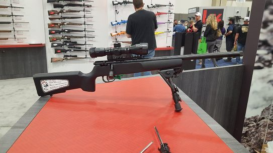 NRA 2018 Roundup: Savage Rascal Rifle, 22 rifle