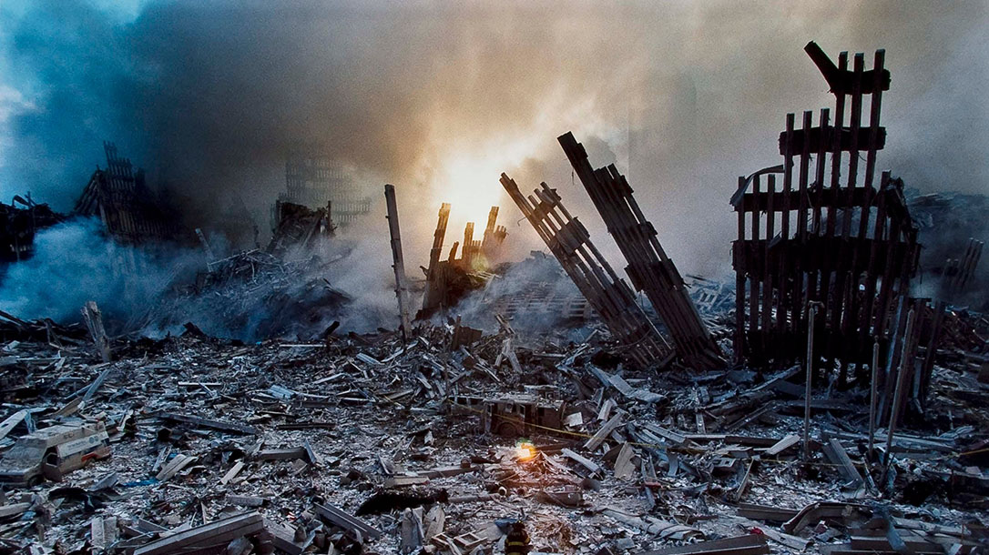 iSurvived Special: 9/11 and Will Jimeno, WTC Rubble
