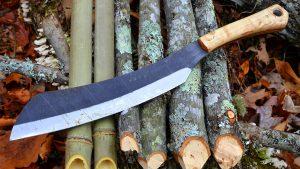 Scrapyard Knives Big Jake camp knife long blade