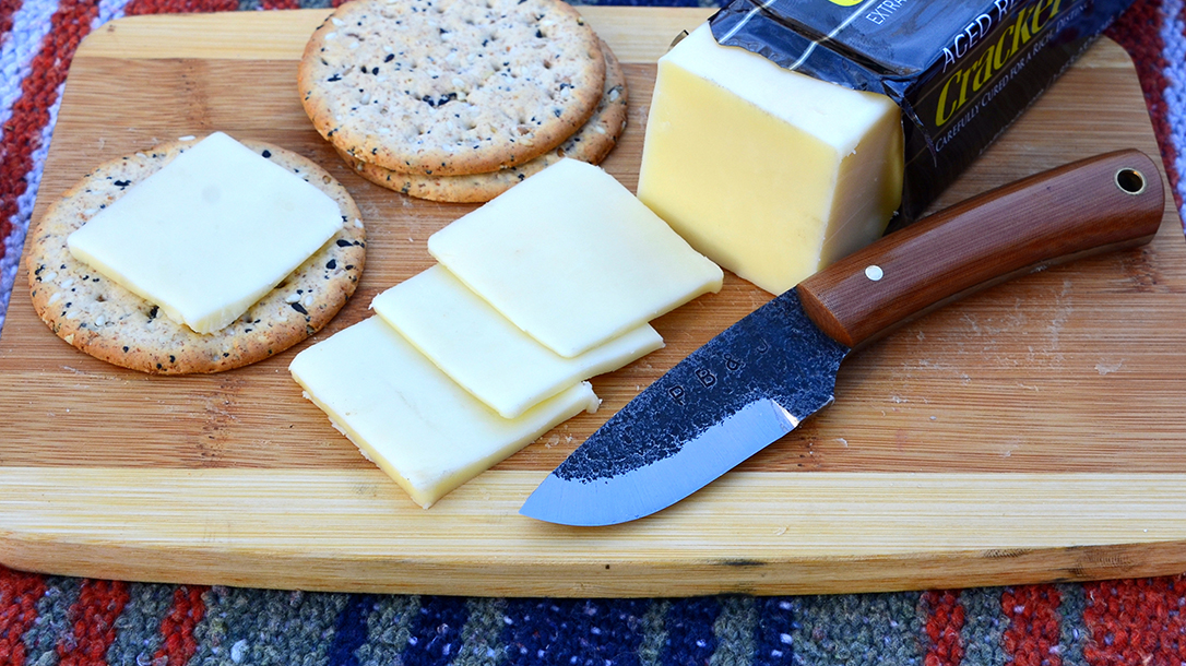 Scrapyard Knives: Bread & Butter, everyday knife