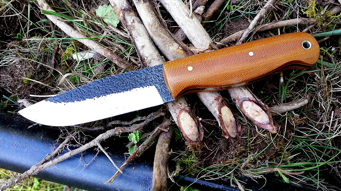 Scrapyard Knives: Main Course workhorse knife