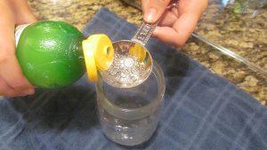 Canning 101 tomatoes, lemon juice