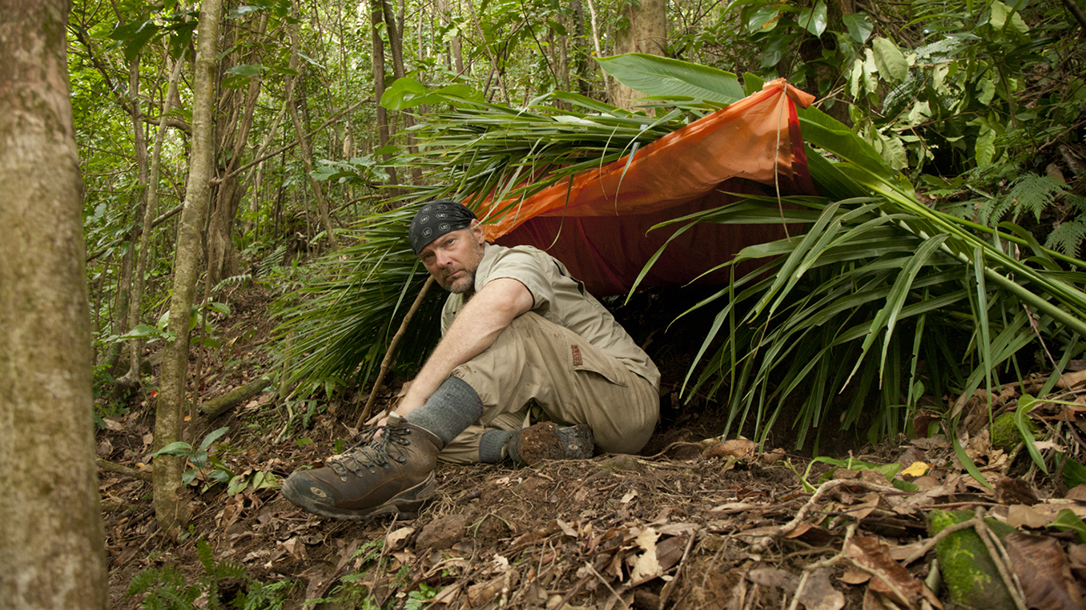 Survivorman, Les Stroud, Amazon, jungle