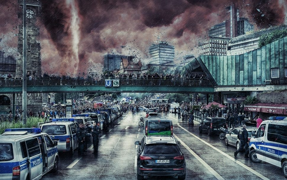 grid lock, workplace preparedness, disaster on the streets
