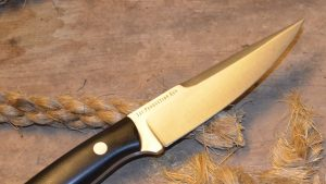 Donnybrook knife, cutting sisal