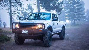 buying an old truck, Toyota Tacoma